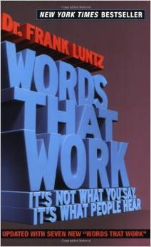 Words that Work cover