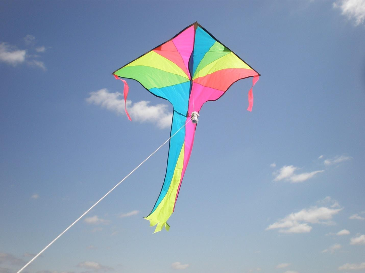 Oh, go fly a kite!